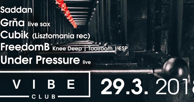 Selection 29.3. w Cubik   FreedomB   Grna   Under Pressure live